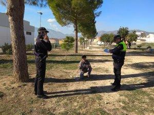 Imatge de la Policia Local