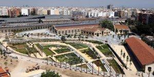 Imatge del Parc Central de València