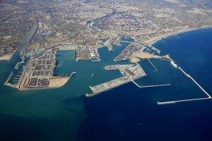 Imatge del Port de València