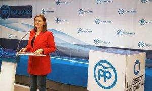 María José Catalá serà la candidata dels populars a l'Ajuntament de València.