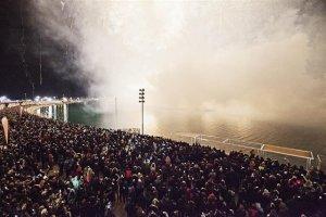 Per tercer any consecutiu, Amstel, l'Ajuntament de València i Ricardo Caballer ompliran de llum i color el cel valencià
