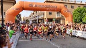 Imatge de la 10K contra el Càncer d'Alboraia