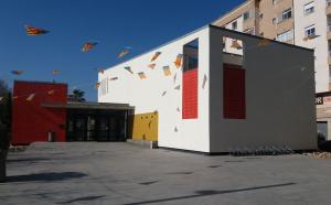 Imatge de la Casa de la Festa d'Oliva