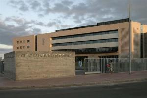 Imatge de la Ciutat de la Justícia de Castelló