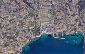 Imatge de la costa de Moraira