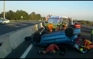 Imatge de l'accident