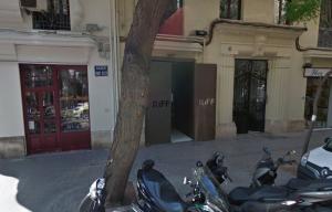 Imatge de l'exterior del restaurant Riff de València