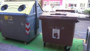 Imatge dels contenidors del fem