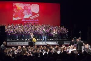 Edició passada del concert benèfic a Sueca