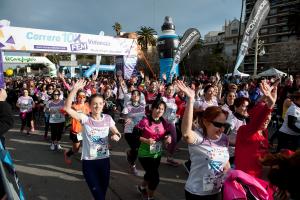 Imatge de la 10K femenina de València