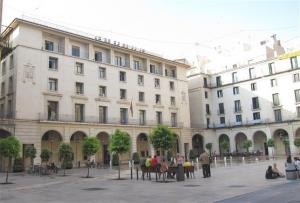 Imatge de l'Audiència Provincial d'Alacant