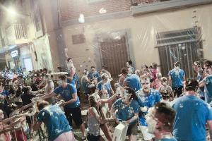 La festa de la Merenguina a Llíria