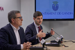 L'Ajuntament de Gandia anuncia una modificació pressupostària