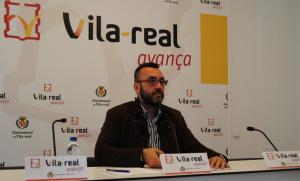 L'alcalde de Vila-real, José Benlloch, dóna una conferència