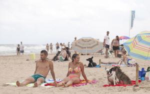 Platja Canina de Gandia