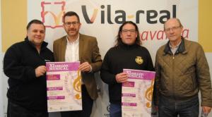 Presentació de l'XI Pregó Musical Ciutat de Vila-real