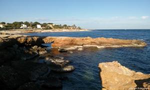 Imatge d'arxiu de la platja de Dénia