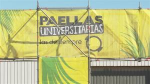 Imatge d'arxiu de les Paelles Universitàries