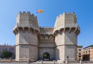Imatge de les Torres de Serrans