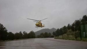 Imatge de l'helicòpter