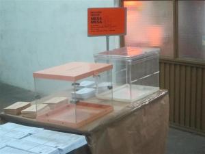 Imatge de paperetes electorals