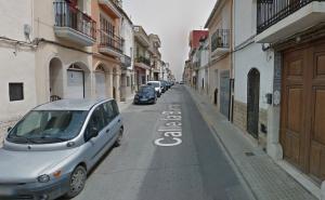 Imatge del carrer La Barra de Turís