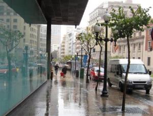 La pluja als nostres municipis