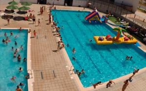 Imatge d'una de les piscines municipals de València