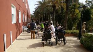 Han hagut de ser evacuats 50 ancians de la residència