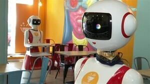 Els robots cambrers
