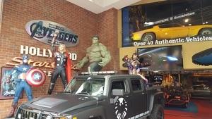 Una exposició de superherois