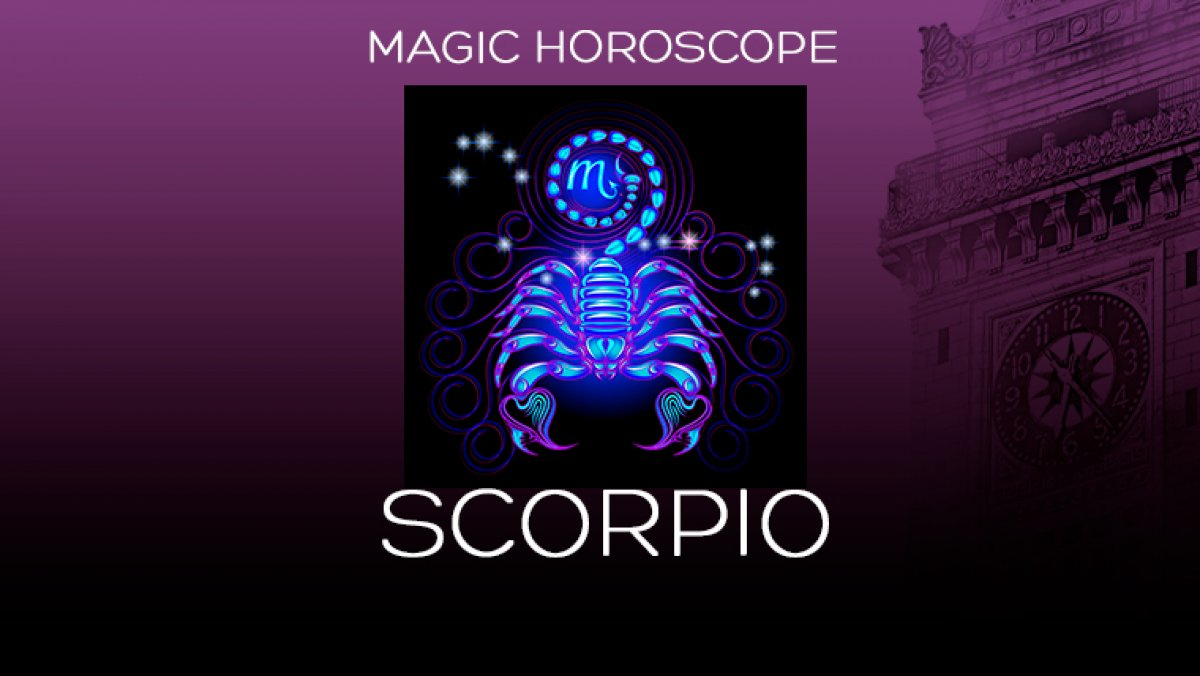 Scorpio Daily Horoscope for August 12
