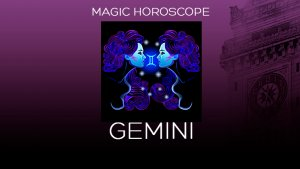 Gemini Daily Horoscope