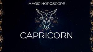 Capricorn Daily Horoscope