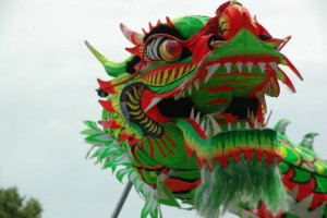 According to the Chinese Zodiac, the Dragon symbolizes power and wealth