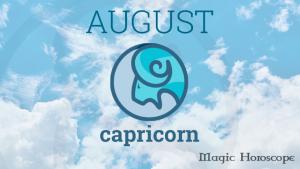 Magic Horoscope monthly 2019 - CAPRICORN