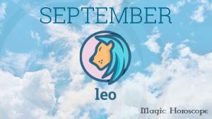 Magic Horoscope monthly 2019 - LEO