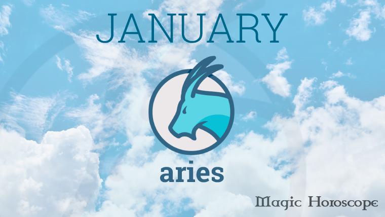 Aries Magic Horoscope Prediction For January