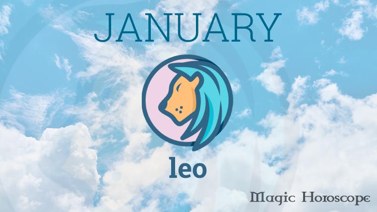 leo horoscope love january
