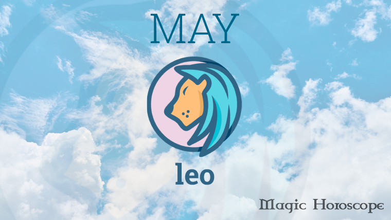 Leo Monthly Horoscope for May