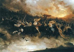 Ragnarök is the Judeo-Christian Apocalypse of Norse Mythology