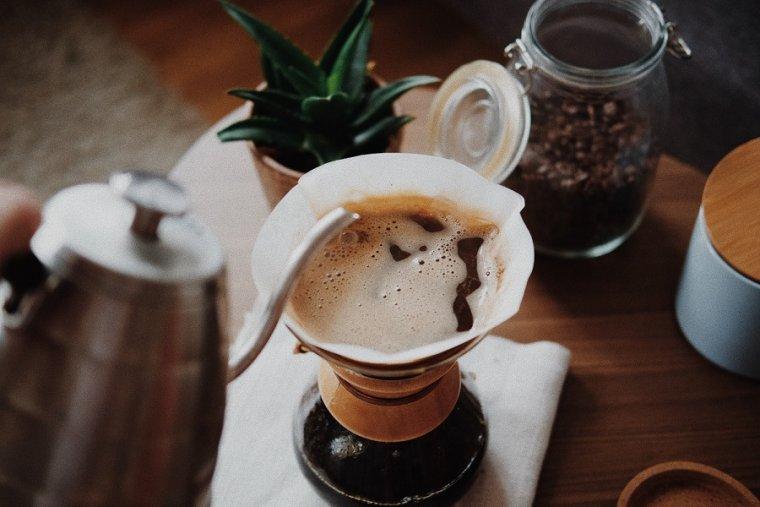 Coffee ground reading