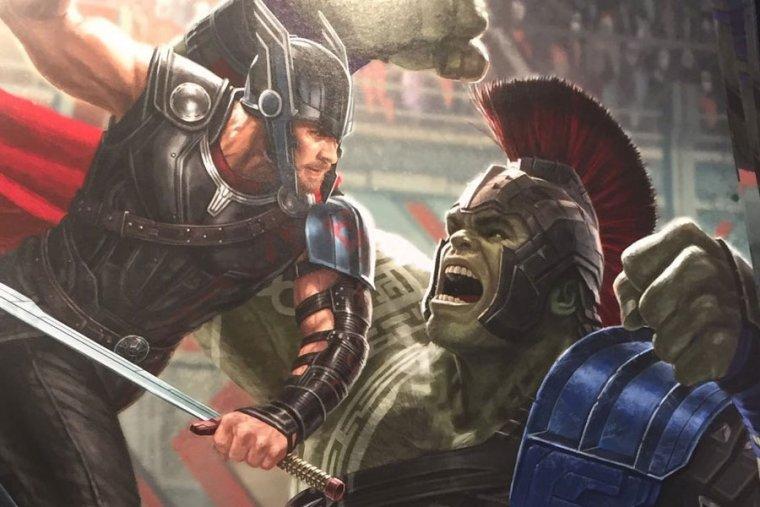 Ragnarök in Cinema and the Thor Series