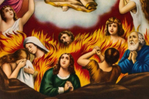 Lost souls: the blessed souls of purgatory