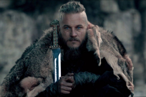Ragnar Lothbrok was a conqueror Scandinavian king who ruled in the 9th century