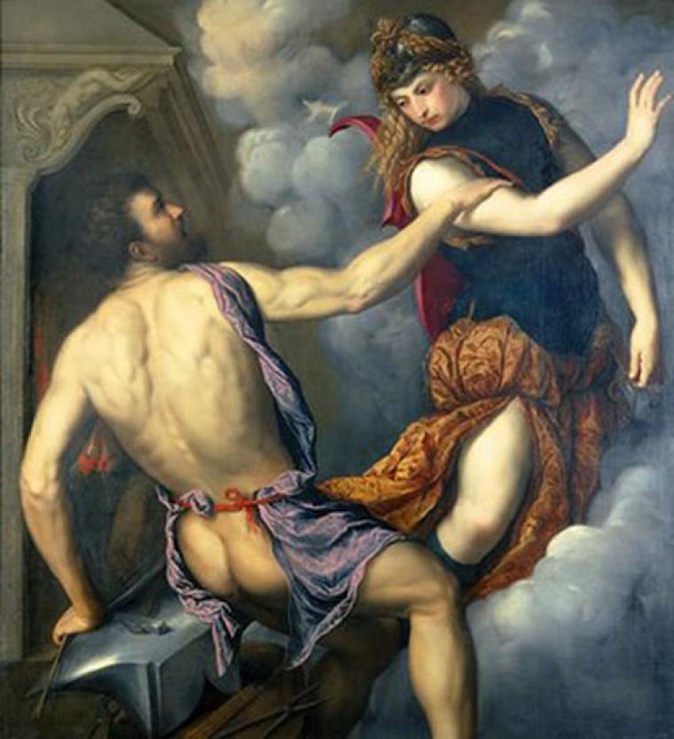 Aquarius – Athena (Minerva)