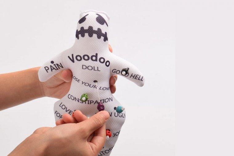 Voodoo Doll: Black Magic's Most Famous Symbol