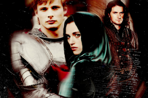 Sorceress Morgan is one of King Arthur's legend's main characters