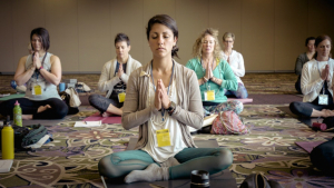 A spiritual retreat allows you to get away from daily duties and stress