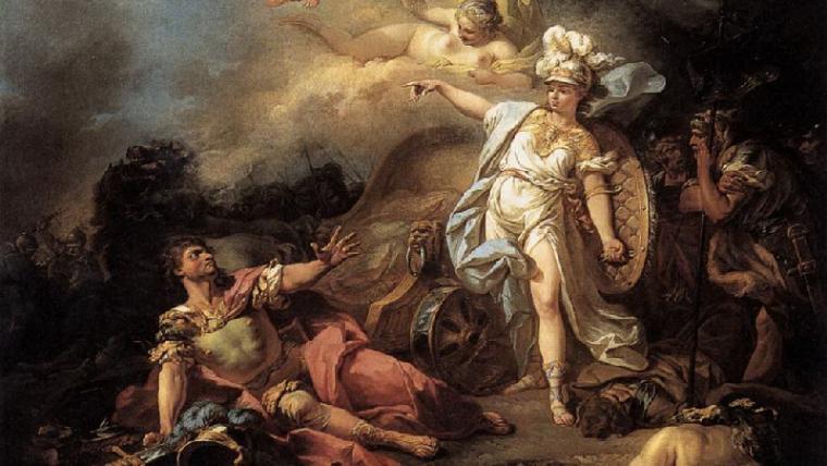 Venus in Libra: Goddess Themis